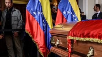 ¿Cuáles son las posibles causas de su muerte de Fernando Albán?