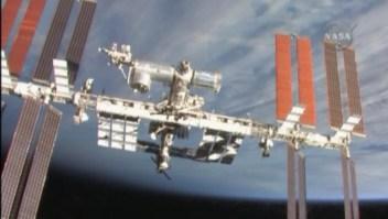 La NASA investiga causa de un agujero en la Estación Espacial Internacional