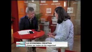¿Qué es la economía creativa?