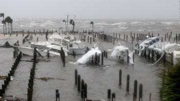 #MinutoCNN: Michael se debilita a tormenta tropical tras arrasar el noroeste de la Florida