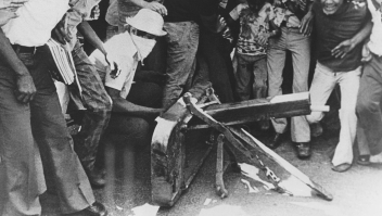¿En qué momento la revolución sandinista comenzó a devorar a sus propios hijos?