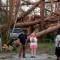 Muerte y destrucción tras el paso del huracán Michael en Panama City