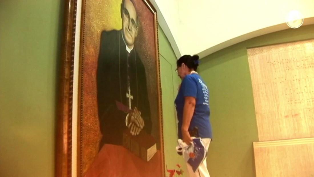 Sigue la canonización de Óscar Romero por CNN en Español