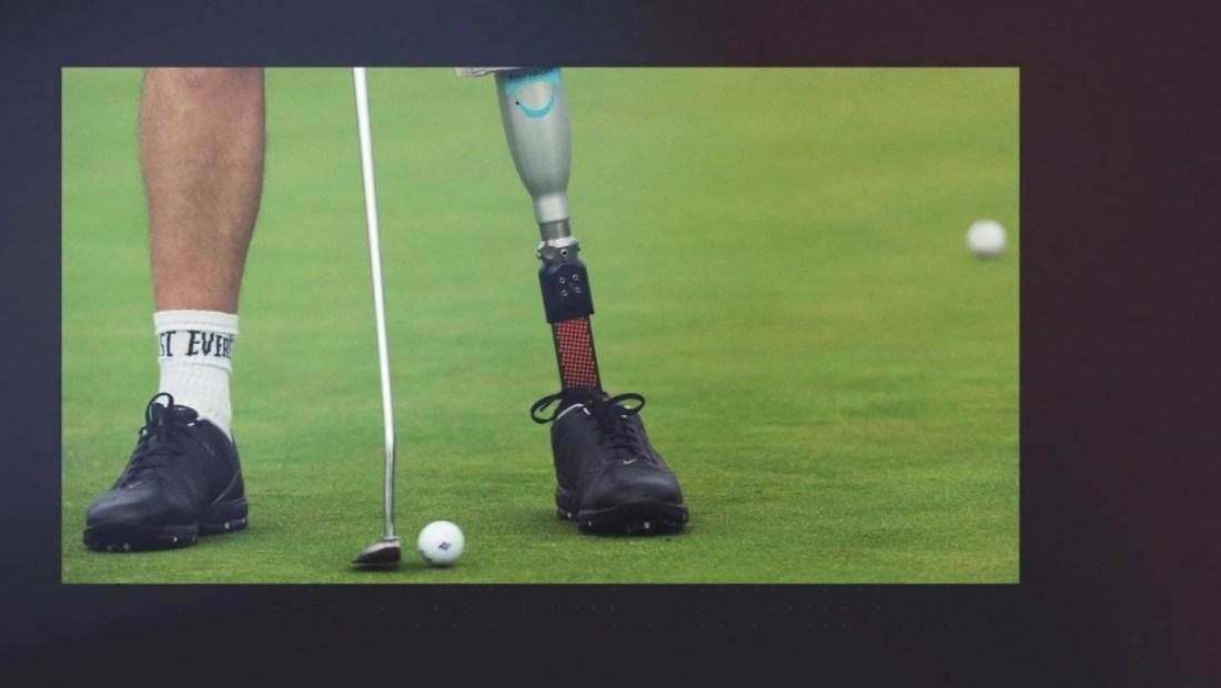 ¿Qué es el golf adaptado? Para estos golfistas, la convicción es más fuerte que la compasión.