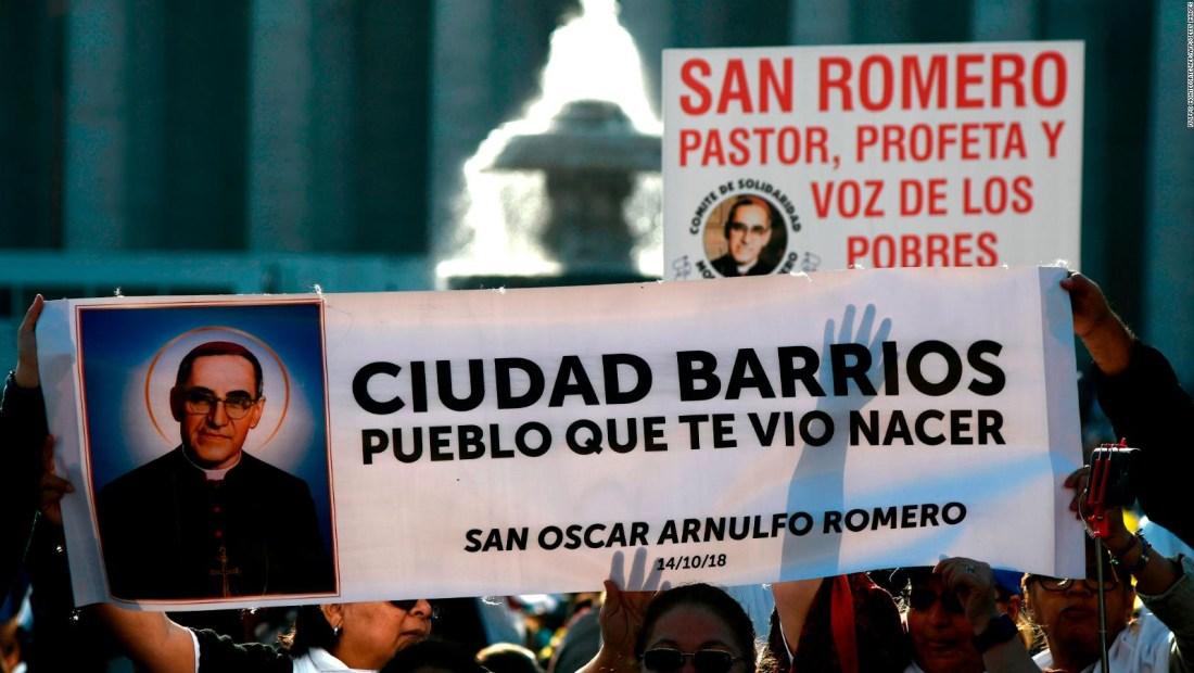 San Romero, un santo que no solo emociona a los salvadoreños