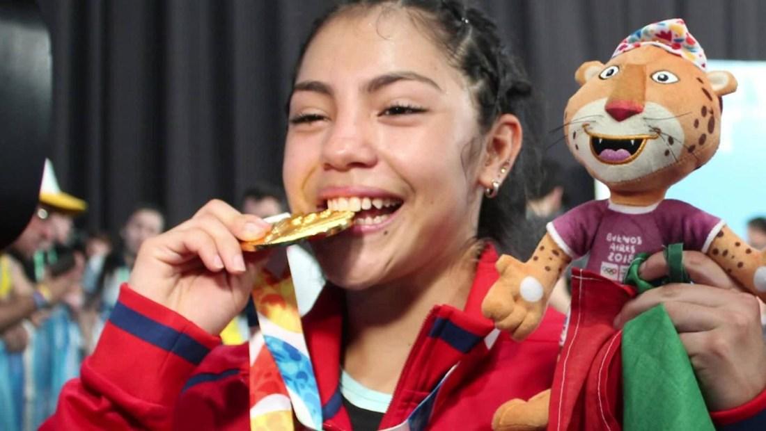 México consigue su primera medalla de oro en los JOJ