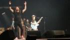 Niño de 10 años toca con Foo Figthers música de Metallica