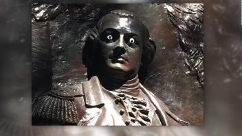 """#ElDatoDeHoy: los """"nuevos ojos"""" del general Nathanael Greene"""