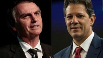 Brasil vota entre Bolsonaro y Haddad