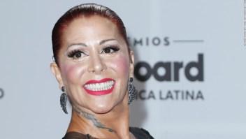 Alejandra Guzmán hace pedido a AMLO
