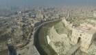Drones captan imágenes para reconstruir ciudades destruidas
