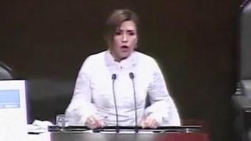 México: Rosario Robles niega señalamientos de corrupción