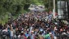 La caravana de migrantes: ¿espontánea o incitada?