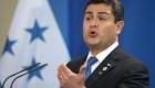 Invitación al presidente de Honduras para discutir situación de migrantes