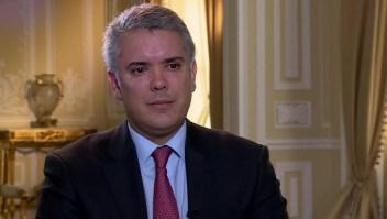 Iván Duque pide apoyo a denuncia contra Maduro ante la CPI