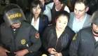 Perú: Keiko Fujimori es liberada