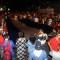 Marchan en Honduras en apoyo a caravana migrante