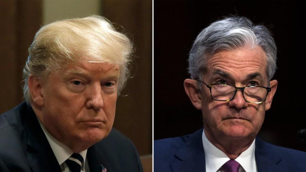 ¿Por qué es inapropiada la intromisión de Trump en la Reserva Federal?