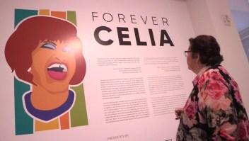 "#LaImagenDelDía: ""Forever Celia"" se exhibe en Miami"