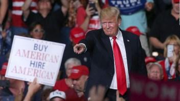 Cómo la retórica política de Trump afecta a las elecciones intermedias