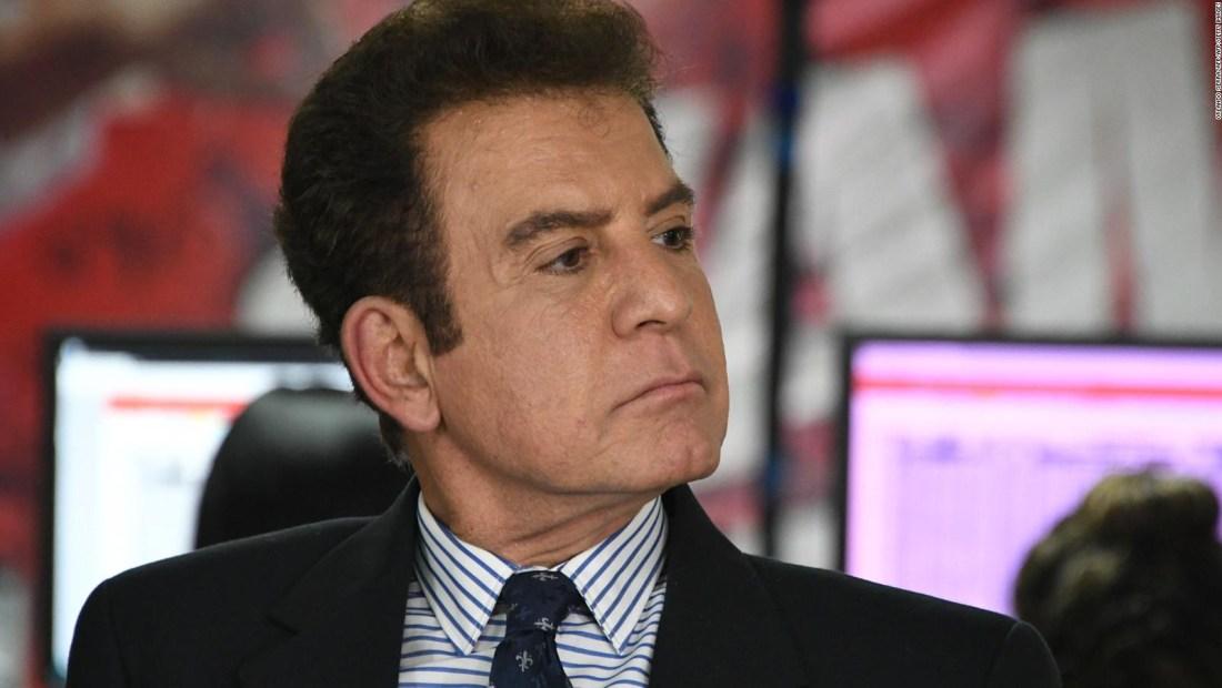 """Nasralla: """"Esto es una mafia de ladrones que se auto protegen, y ese es el problema de Honduras"""""""