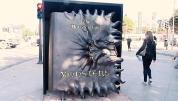 Harry Potter y su magia llegaron a Madrid
