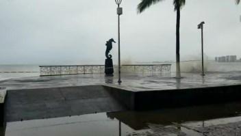 ¿Cómo afectará Wilma a Puerto Vallarta?
