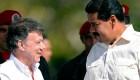 ¿Qué le diría Lorent Saleh a Juan Manuel Santos, el mandatario que lo entregó a Maduro?