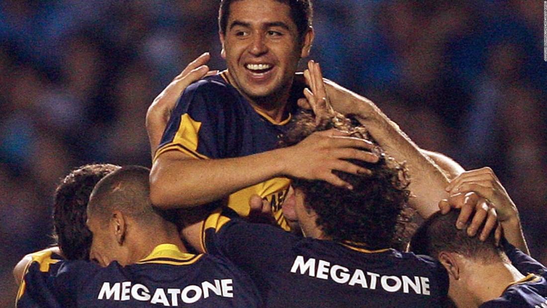 RankingCNN: Grandes partidos de Boca Juniors contra equipos brasileños
