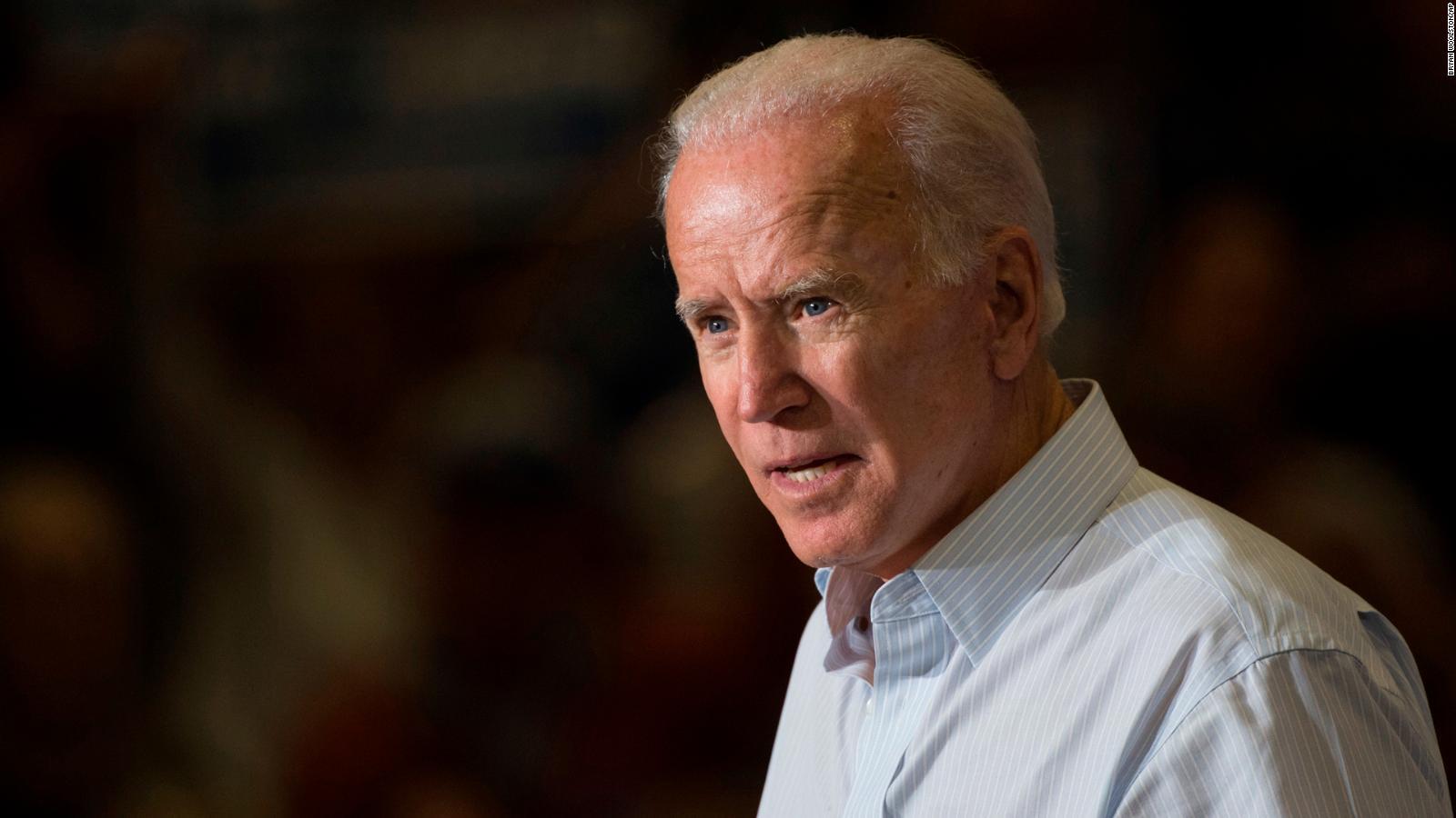 #FraseDirecta: Joe Biden dice que está cansado de la actual administración de EE.UU.