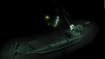 Este es el naufragio preservado más antiguo del mundo