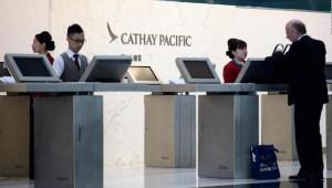 #LaCifraDelDía: Cathay Pacific arriesga datos de 9.4 millones de pasajeros
