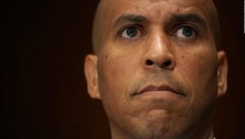 Encuentran otro paquete sospechoso dirigido al senador Cory Booker