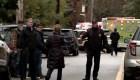 Tiroteo en una sinagoga de Pittsburgh deja al menos 4 muertos