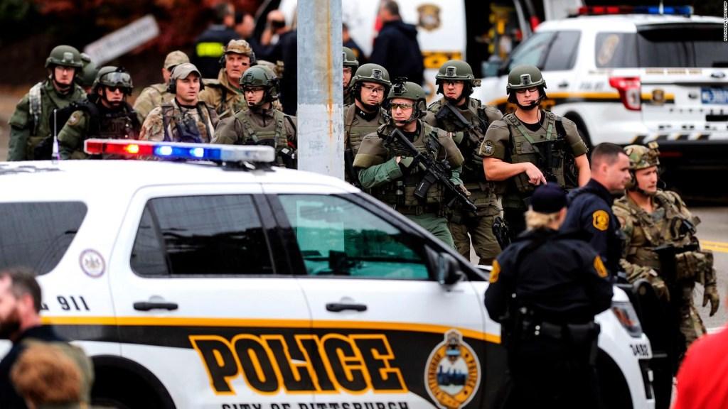 """Autoridad de Pittsburgh: """"Es una de las peores escenas que he visto"""""""