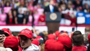 La Casa Blanca dice que Trump no provocó el ataque contra la sinagoga en Pittsburgh