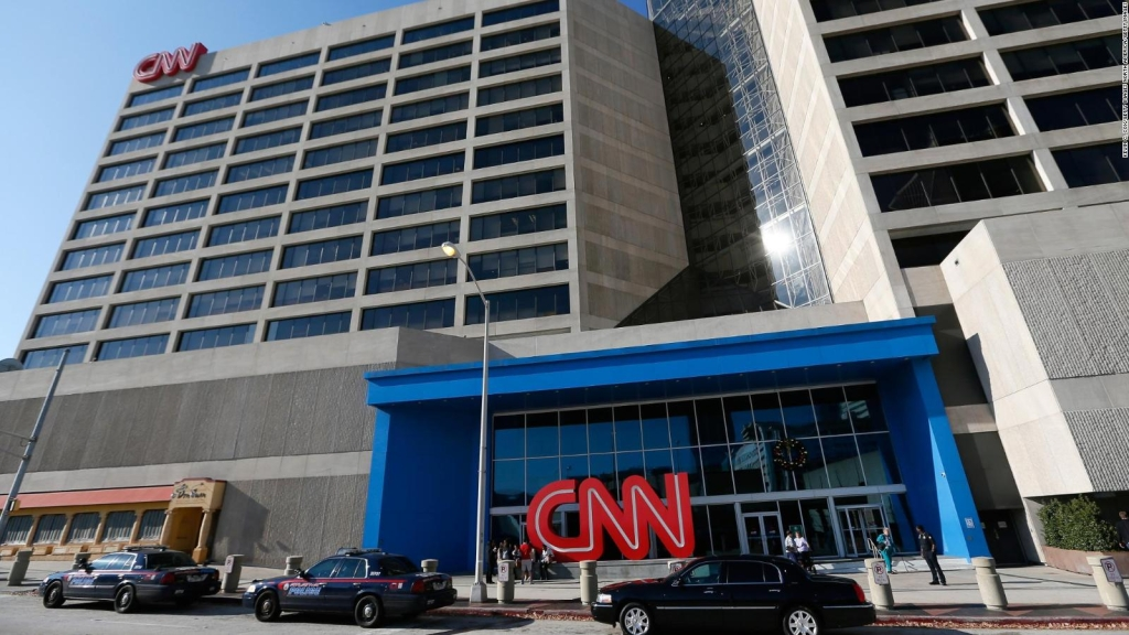 Interceptan paquete dirigido a CNN Center