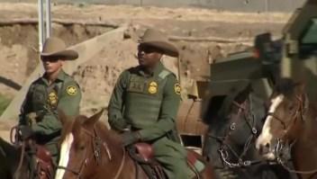 Acciones que podrían tomar las patrullas fronterizas