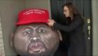 Una calabaza con el rostro de Kanye West asusta este Halloween