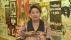 """Rousseff sobre Bolsonaro: """"Espero que respete a las mujeres de este país"""""""