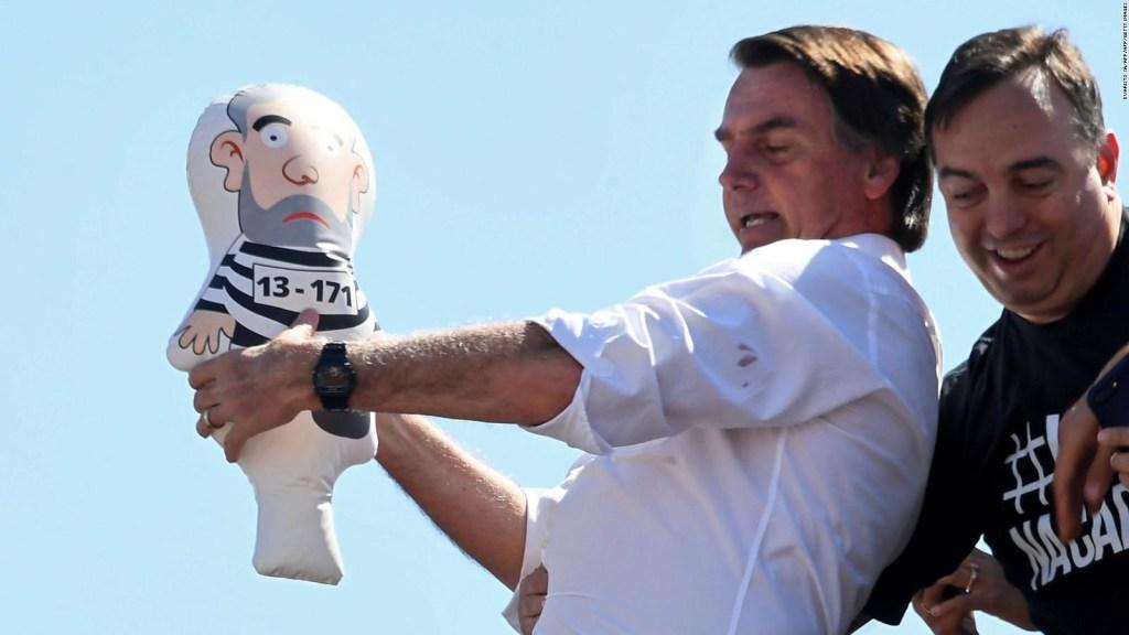 RankingCNN: Tres hitos de la campaña de Bolsonaro