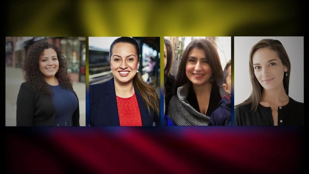 Estas 4 mujeres de origen colombiano están en la carrera electoral de Nueva York