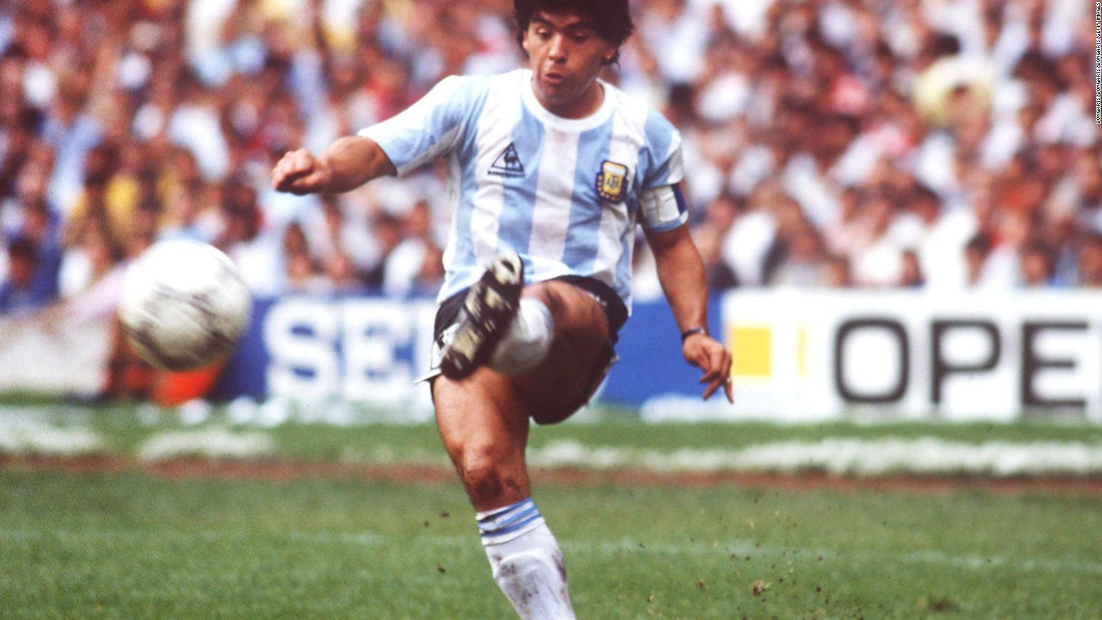 Diego Maradona cumple 60 años: 10 historias sobre el «D10S» del fútbol