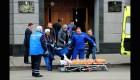 Explosión en agencia de espionaje en Rusia