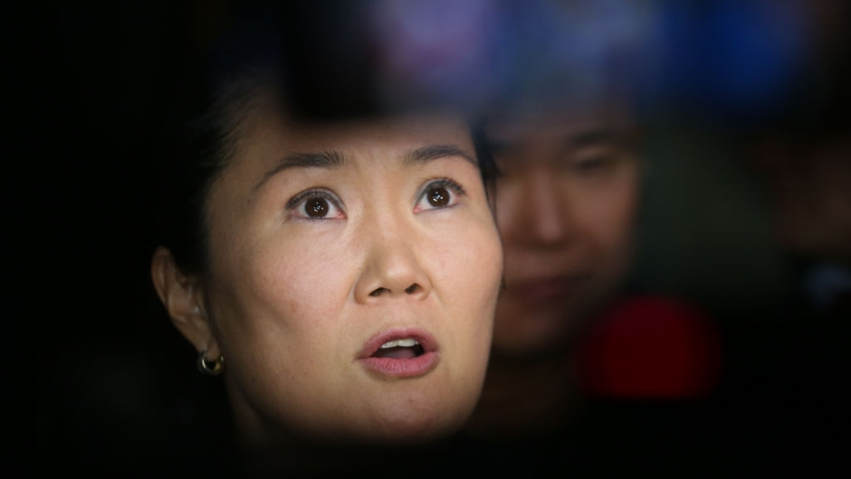Keiko Fujimori es víctima de una injusticia