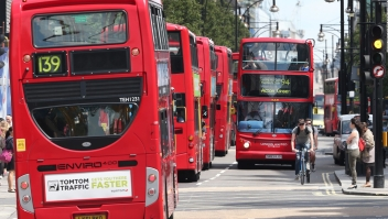 Londres lucha contra la obesidad infantil