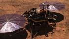 Insight ya está en Marte tras 7 meses de viaje