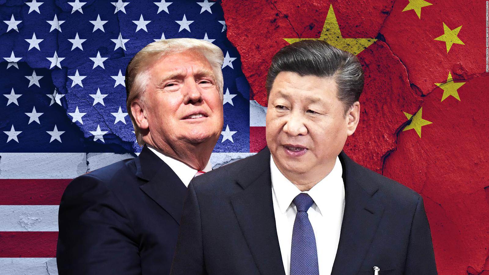 Trump y Xi Jinping: ¿al borde del precipicio? | Video | CNN