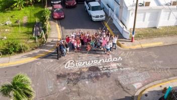 """¿Qué significa """"gracias"""" para los puertorriqueños que viven en la isla?"""