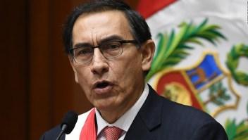 ¿Mantendrá Vizcarra sus niveles de popularidad en Perú?